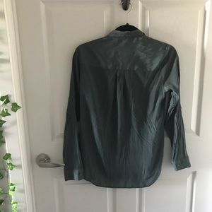 Express Tops - Express Green City Shirt